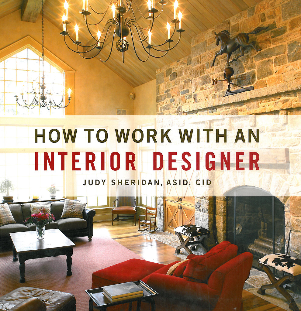 How to work with an interior designer find it the for How to find a interior designer