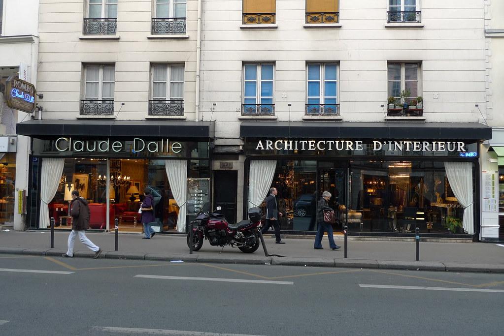claude dalle architecture int rieure paris fr75 flickr. Black Bedroom Furniture Sets. Home Design Ideas