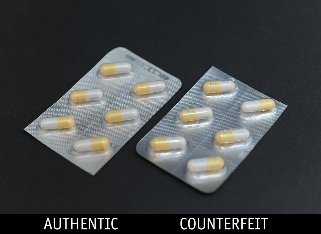Counterfeit viagra