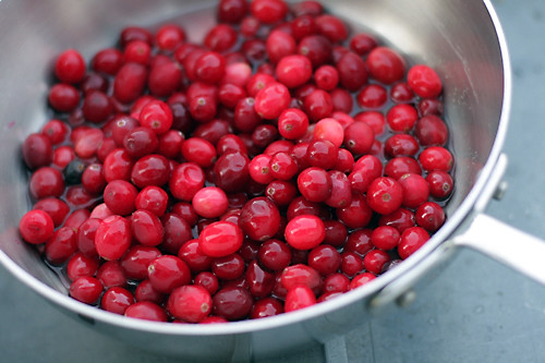 cranberries | by David Lebovitz