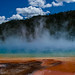 The Paint Pots in Yellowstone