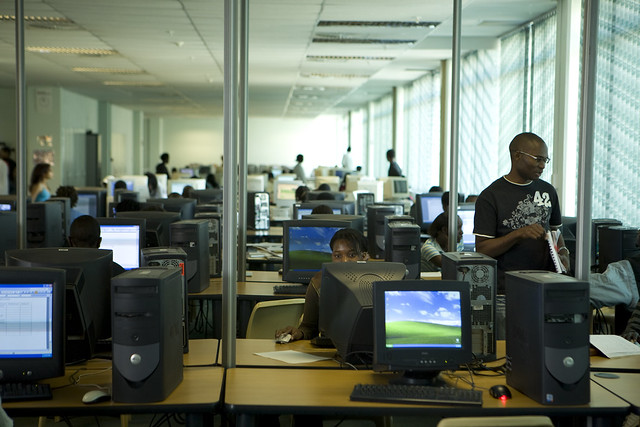 The University of Namibia in Windhoek | Flickr - Photo ...