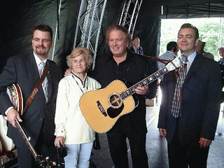 39 Rob, Jean & Ron with Don McLean | by delmccouryband