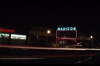 Kodachrome 25 Evening Shots: Madison Theater, Albany, N.Y. | by chuckthewriter
