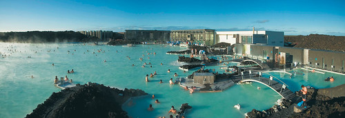 Blue lagoon geothermal resort grindav k iceland flickr for Iceland blue lagoon hotel
