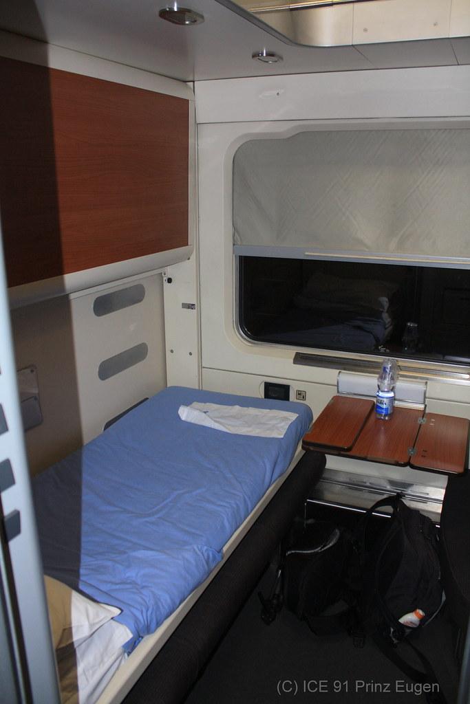 """Trenitalia WLABm T3S """"Treno Notte Class""""  Compartimento Del…  Christian  Flickr"""