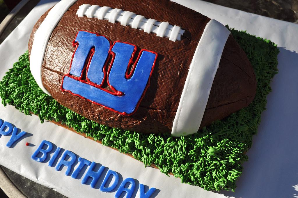 Ny Giants Cake Pan