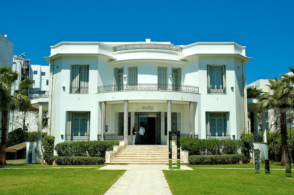 Villa Des Arts Casablanca The Villa Des Arts