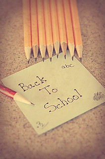 Project 365 Janruary 4th, 2011 Back to School | by dineanddish