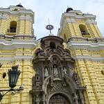 Museo del Convento de San Francisco de Asis de Lima.