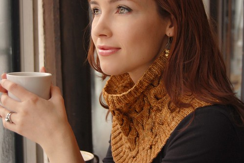 Cream and Sugar Cowl 1 | by nevernotknitting