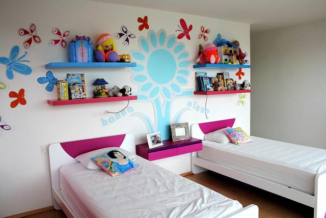 Camas de ni as muebles infantiles kids furniture - Muebles para ninas ...