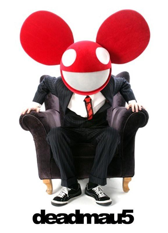 deadmau5 red suit - photo #6