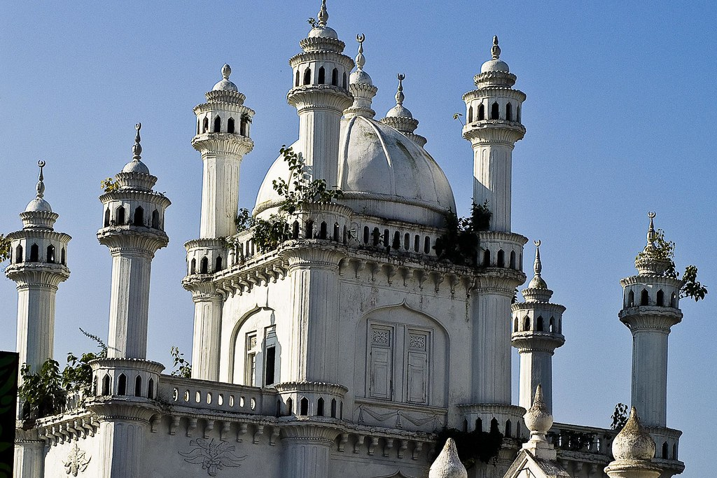 Dome Amp Minarets Of The Old Dewatagaha Mosque Colombo Flickr