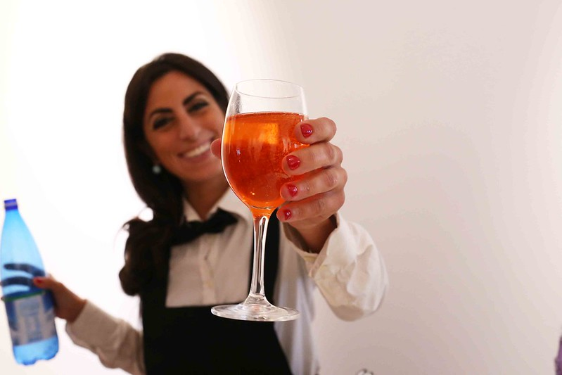 City Food - Laura Marzano's Spritz, Venice