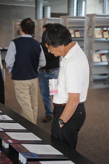 Professor Dennis Muraoka at the 2010 Celebration of Faculty Accomplishments | by California State University Channel Islands