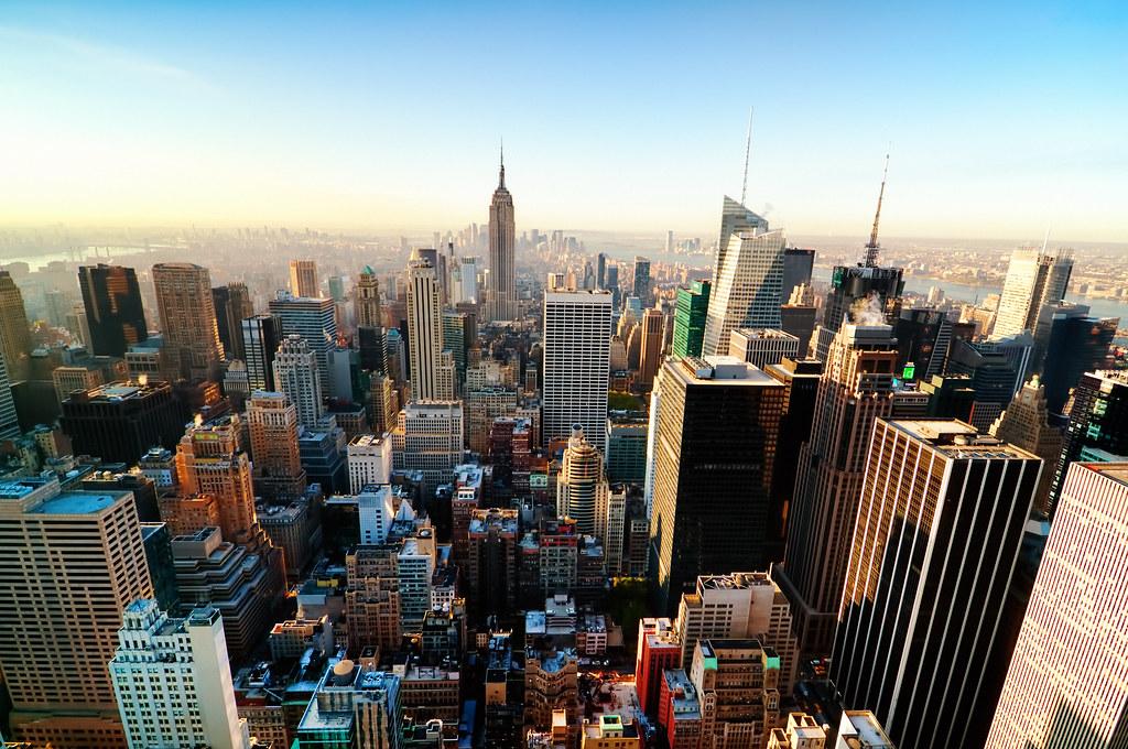 living in new york city essay