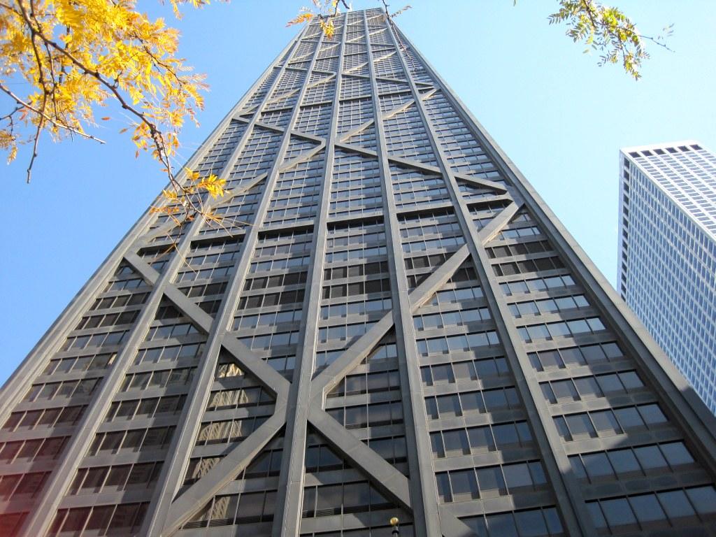 chicago street views: the john hancock center | the john han… | flickr