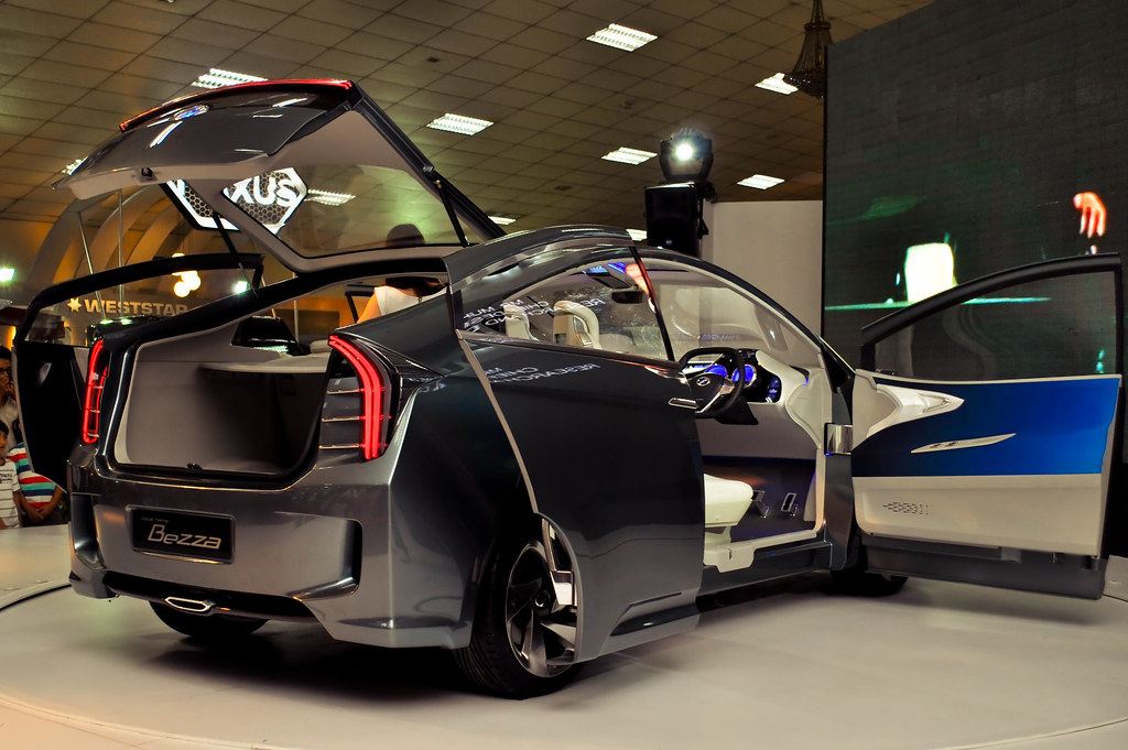 New Toyota Prius >> Perodua Bezza | Apa 'Bezza' dengan Toyota Prius? Just like ...