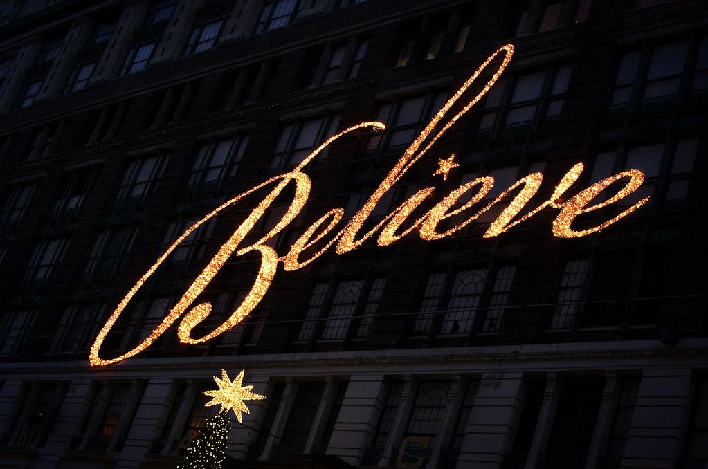 Macys Believe This Is The Big Believe Sign Up In