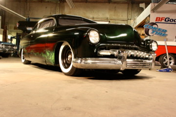 Johnny Depp 1951 Mercury Bodiestroud Com Hot Rod Tv