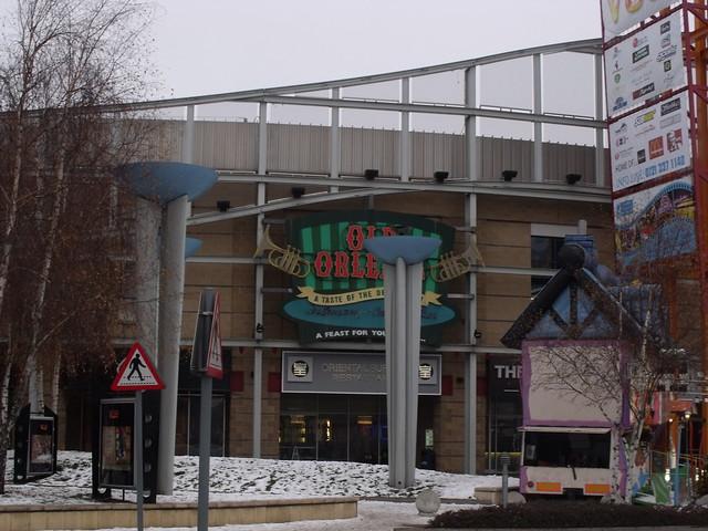 Restaurants Near Cuckoo Va