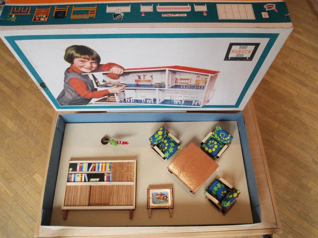 Dolls House Furniture Craft Materials