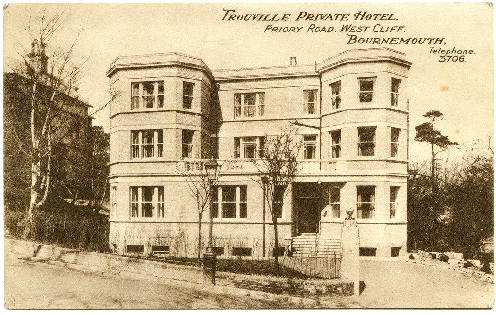 Trouville Hotel Bournemouth Telephone Number