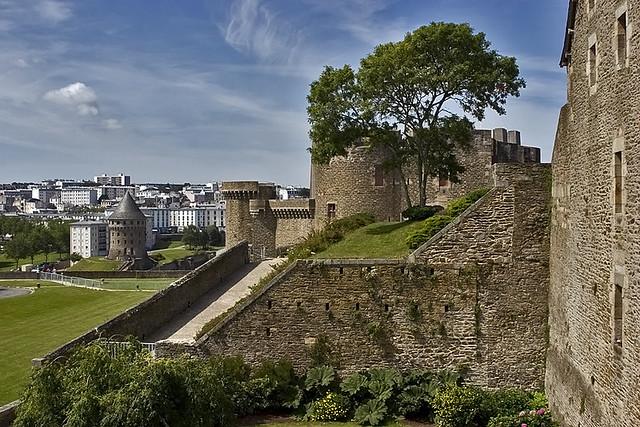 Brest France  city images : Chateau de Brest, France. | Flickr Photo Sharing!