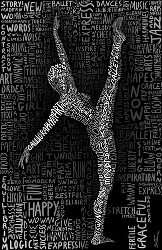 The Dancer | by Ben Heine