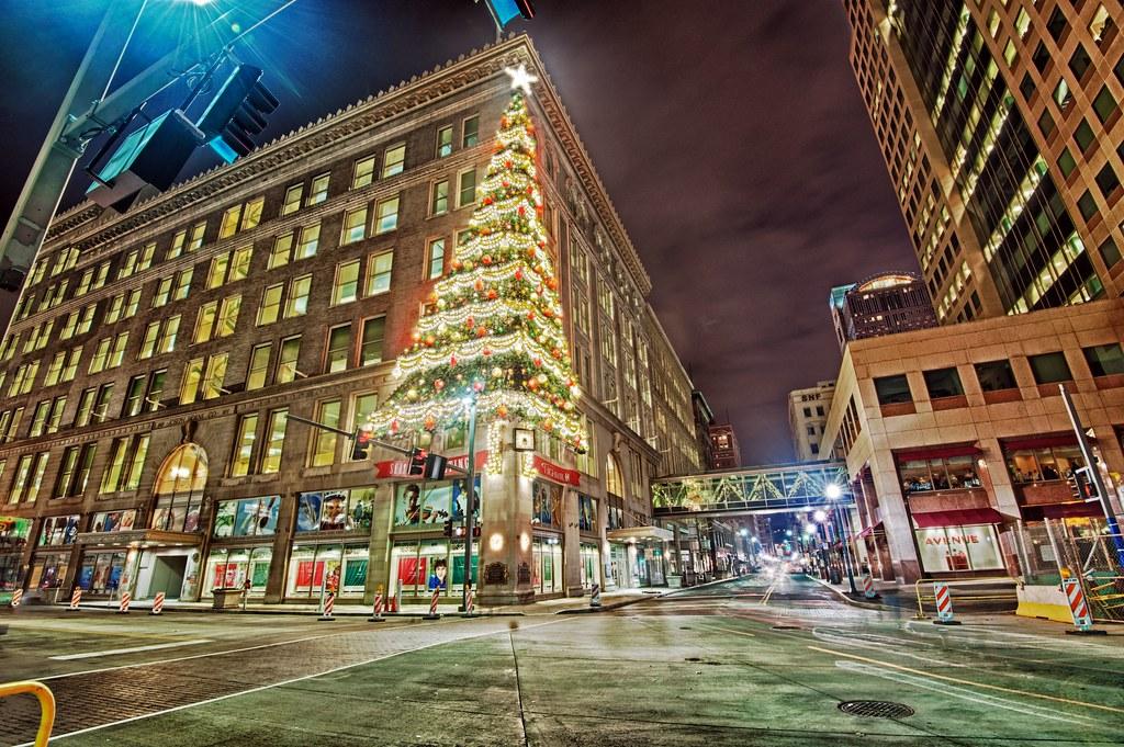 Christmas Lights Pittsburgh