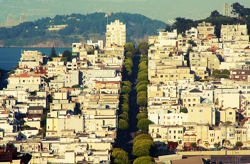 view of SF | by philippe*