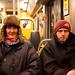 Tram travellers
