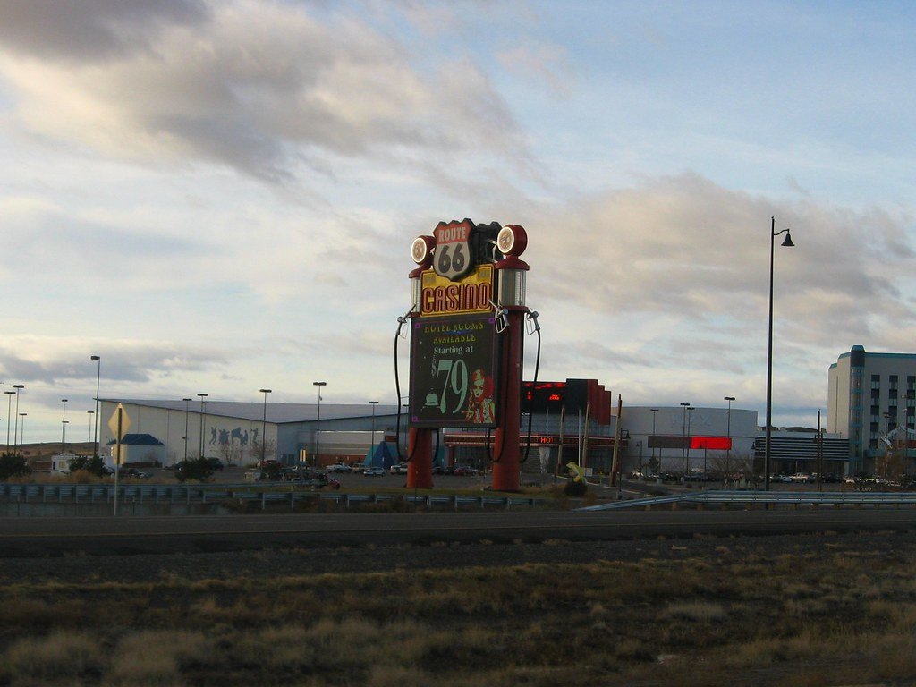casino west of albuquerque