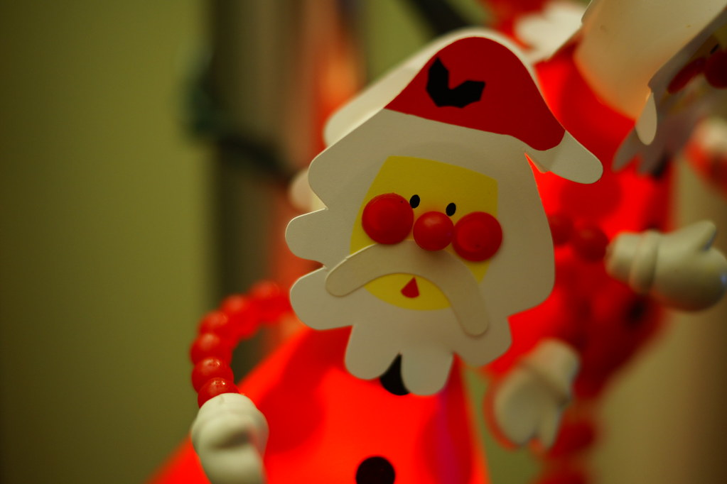 Santa Light