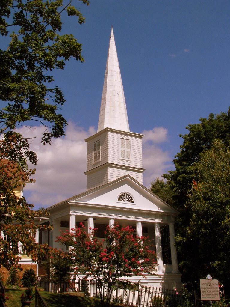First Presbyterian Church Jonesborough Tn The