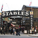 Entrance to The Stables - Camden Lock - London - Feb 2010