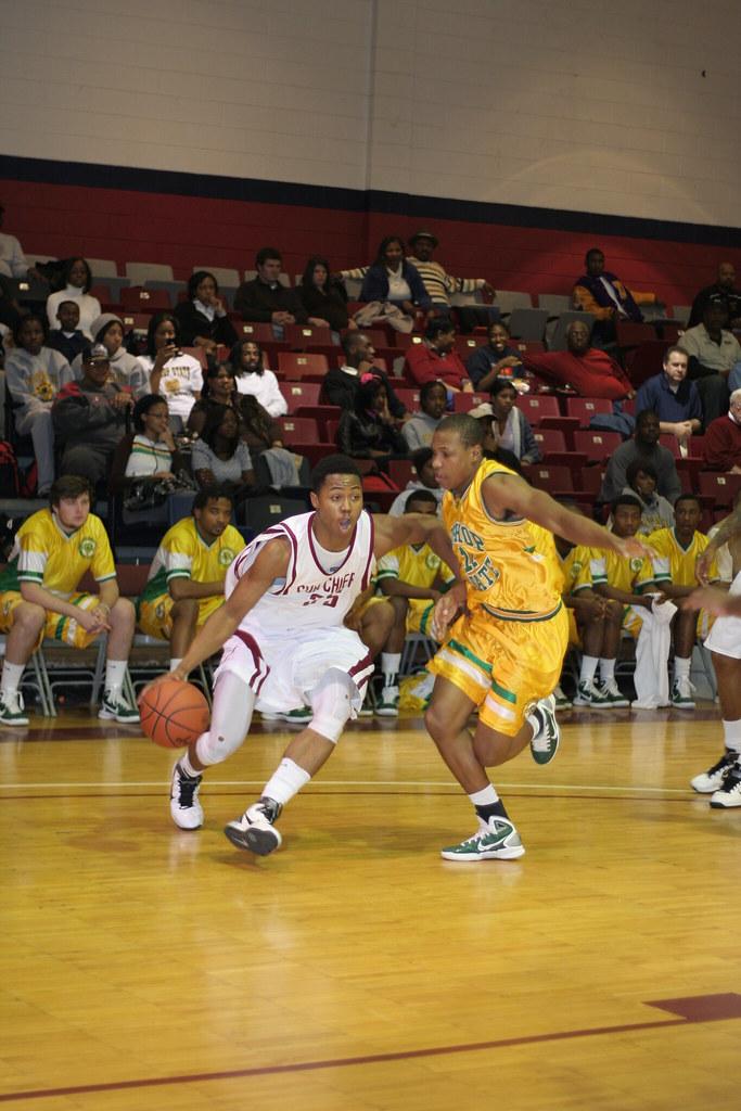 Men's Basketball vs. Bishop State | Sun Chiefs vs. Bishop ...