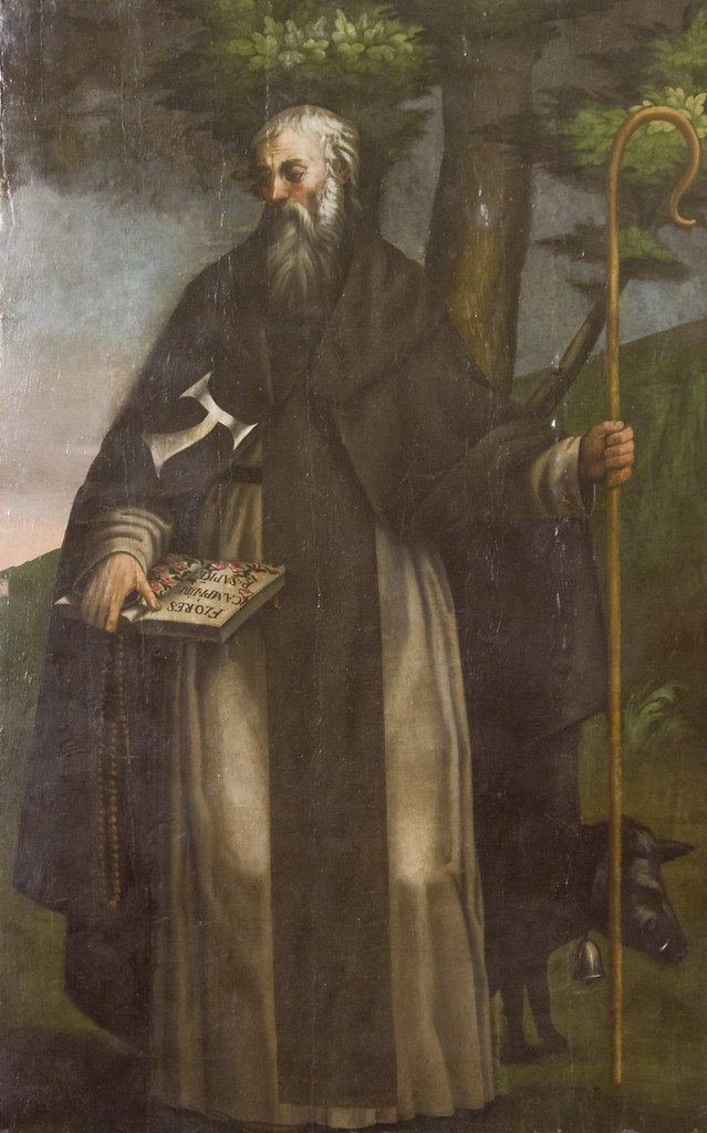St Anthony the Hermit