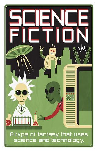 Fantasy Genre Poster