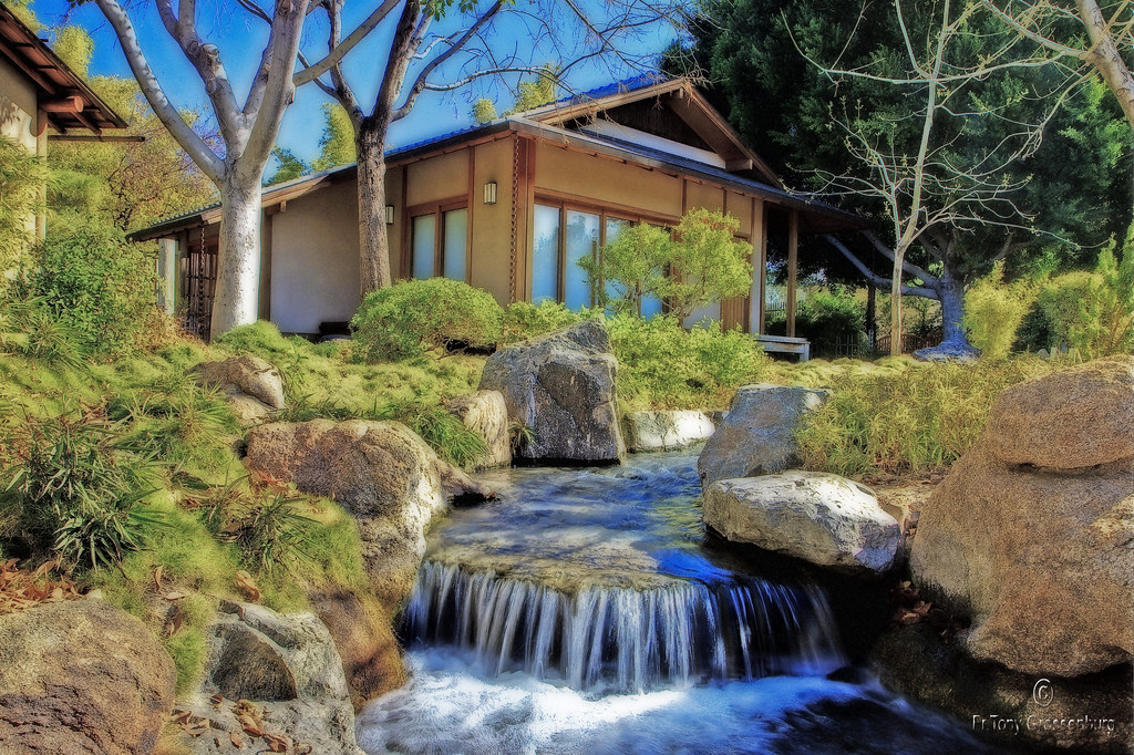 Japanese Tea House The Friendship Garden In Phoenix Az Flickr