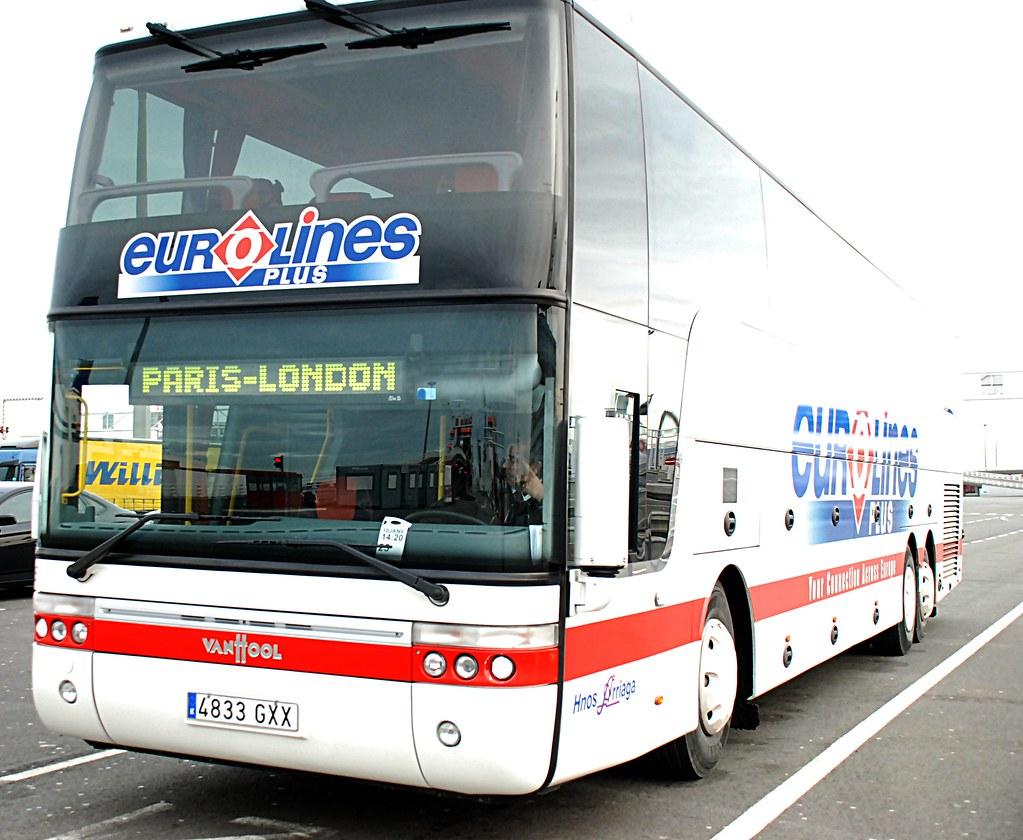 bus eurolines paris londres christophe estassy flickr. Black Bedroom Furniture Sets. Home Design Ideas