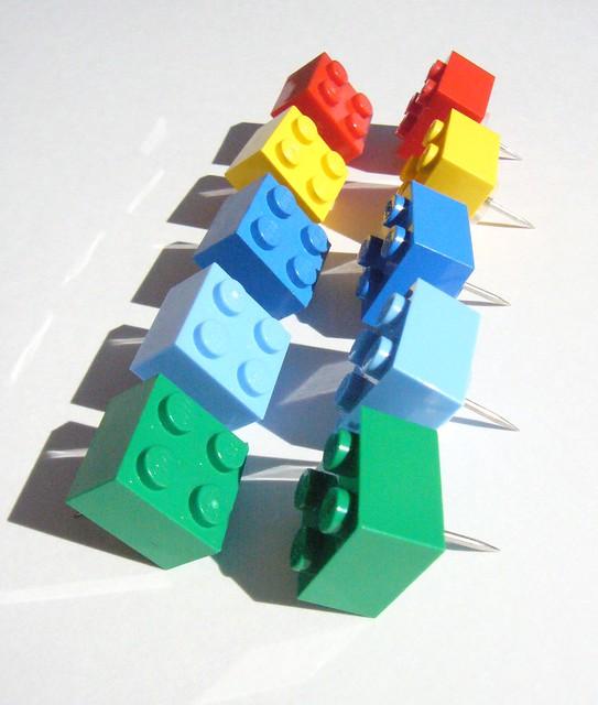 LEGO® Thumb Tacks / Push Pins | Flickr - Photo Sharing!