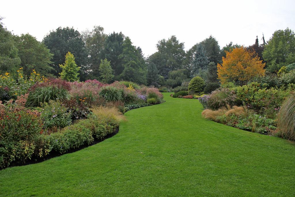 Foggy Bottom Garden Bressingham Adrian Bloom Made The