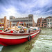 Special Delivery - (HDR Venice, Italy)