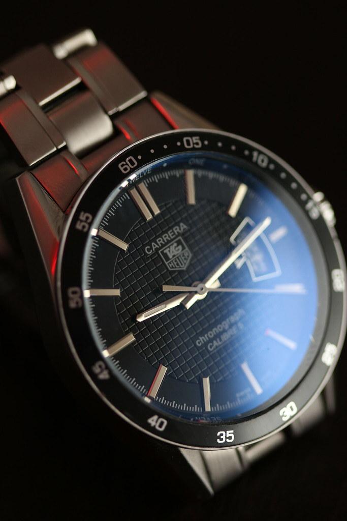 Часы TAG Heuer Microtimer - budilkinru