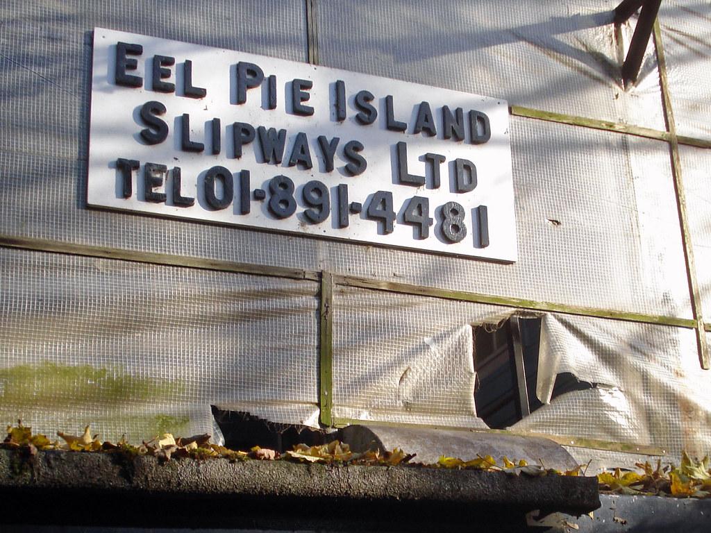 Eel Pie Island Grand Designs