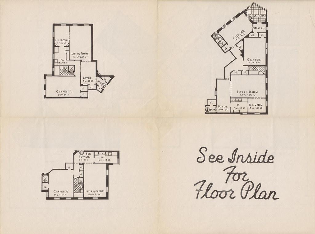 Carlton house 109 15 queens blvd forest hills ny blueprint flickr malvernweather Gallery