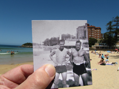 Manly now and then | by LSydney