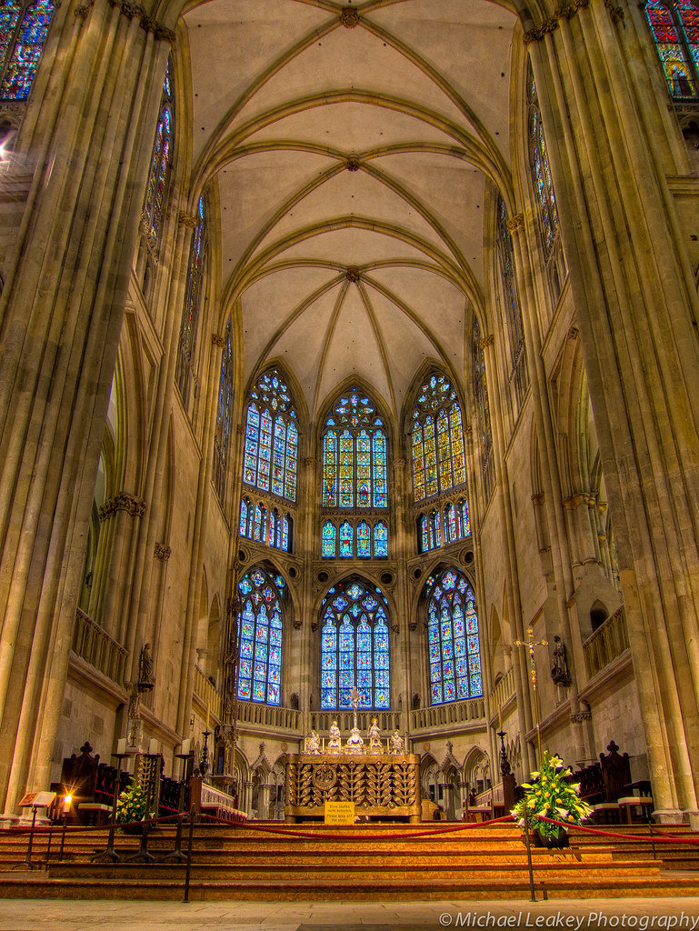 st peter 39 s cathedral regensburg germany this image fro flickr. Black Bedroom Furniture Sets. Home Design Ideas